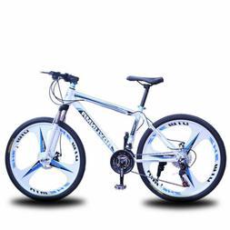 "Hot! 26"" Full Suspension Mountain Bike 21 Speed Hard frame"