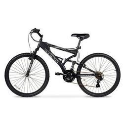"HYPER HYP-T26-1020 26"" Havoc Men's Mountain Bike, Black 21 S"