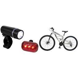 Mongoose Impasse Dual Full Suspension Bicycle  and BV Bicycl