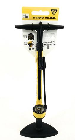 Topeak JoeBlow Sport III Bicycle Floor Pump