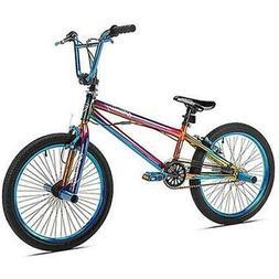 "20"" Kent Fantasy BMX Pro Bike Freestyle Boys Girls Bicycle S"