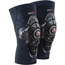 G-Form Pro-X Knee Pads, Black Logo, Youth Large X-Large