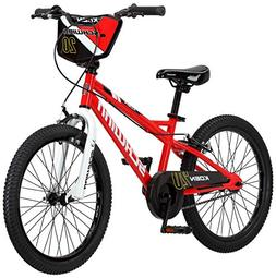 """Schwinn Koen Boy's Bike with SmartStart, 20"""" Wheels, Red"""
