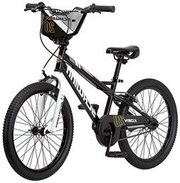 "Schwinn Koen Boy's Bike with SmartStart, 20"" Wheels, Black"