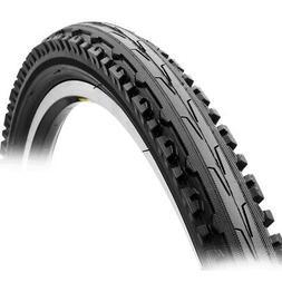 "Sunlite Kross Plus Hybrid Tires, 26 x 1.95"", Black/Black Ski"