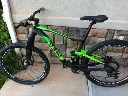 2017 anthem advanced carbon full suspension mountain