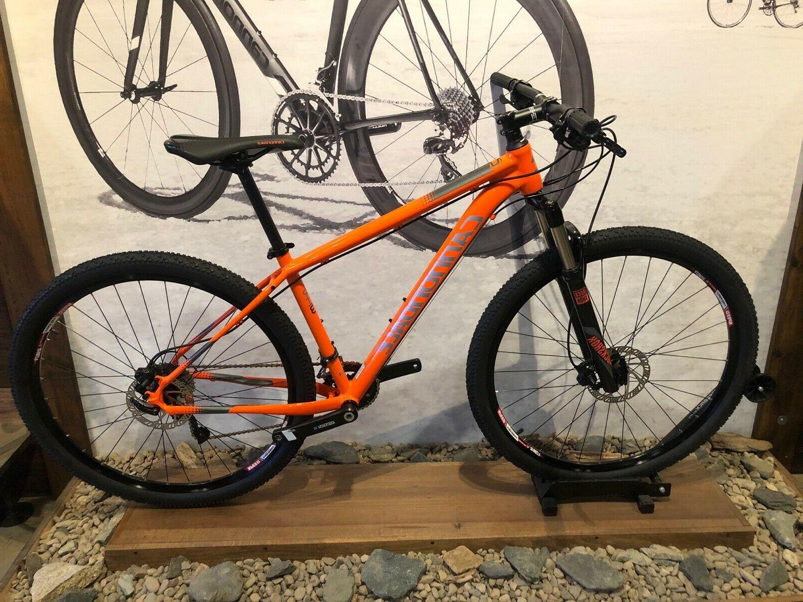 2017 Cannondale 29' New,