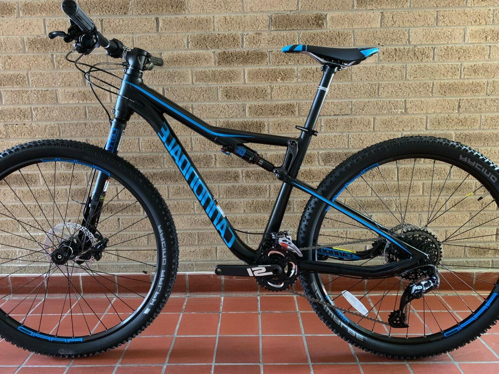 2018 scalpel si 5 29er mountain bike