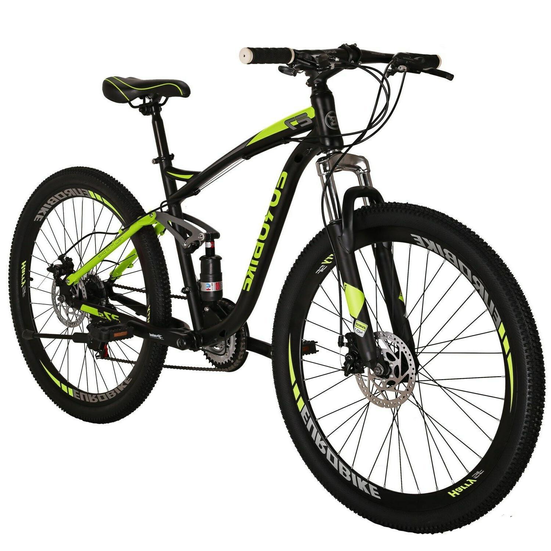 2019 Full Bikes 21 Speed Mens