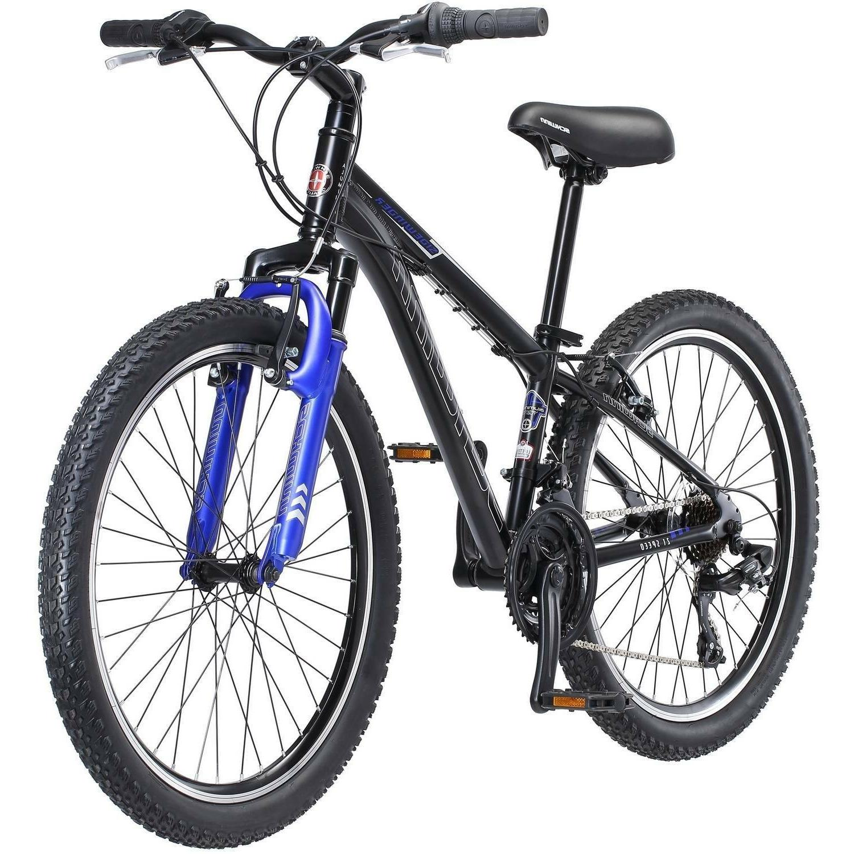 24 sidewinder boy s mountain bike black