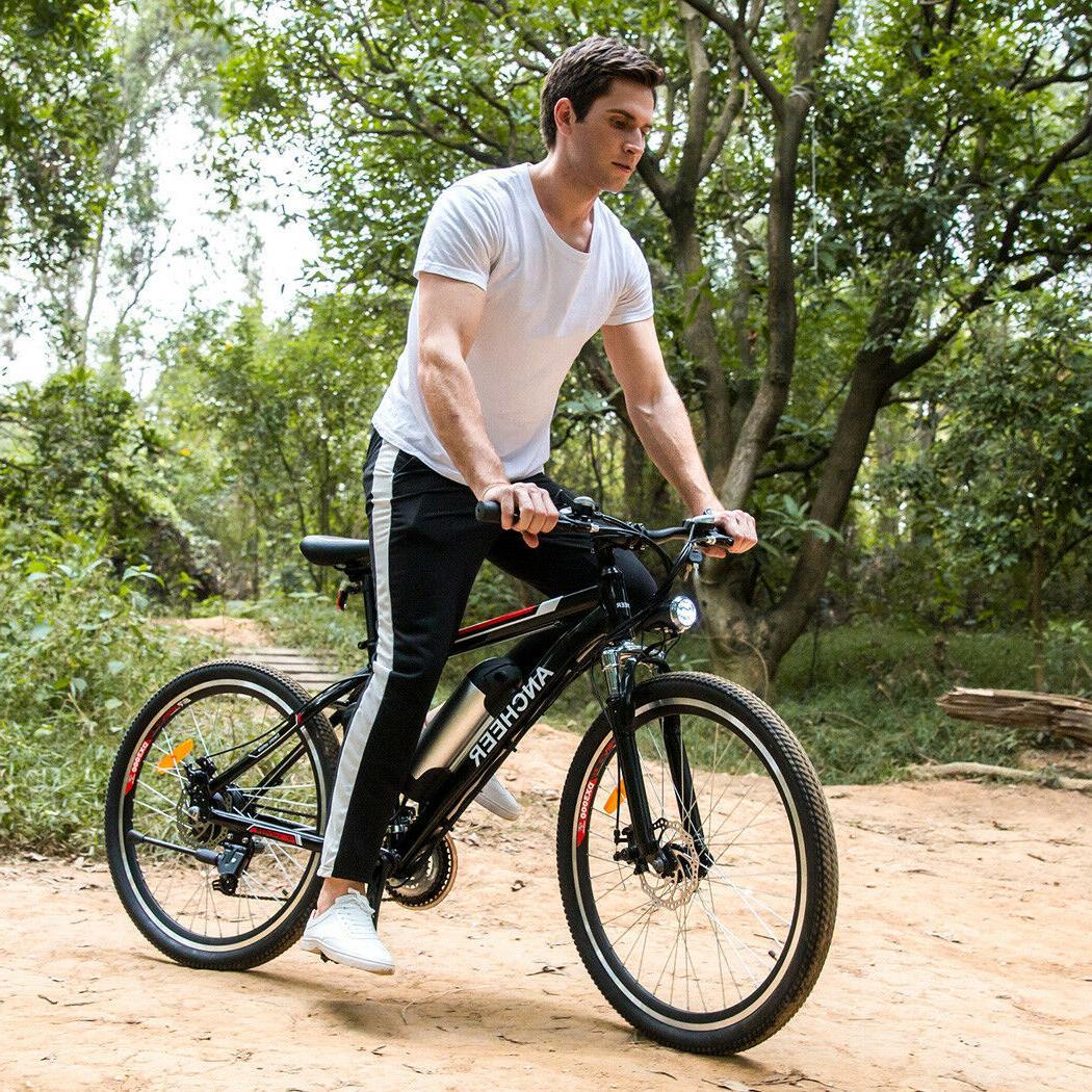 26 aluminum e bike electric bicycle mountain