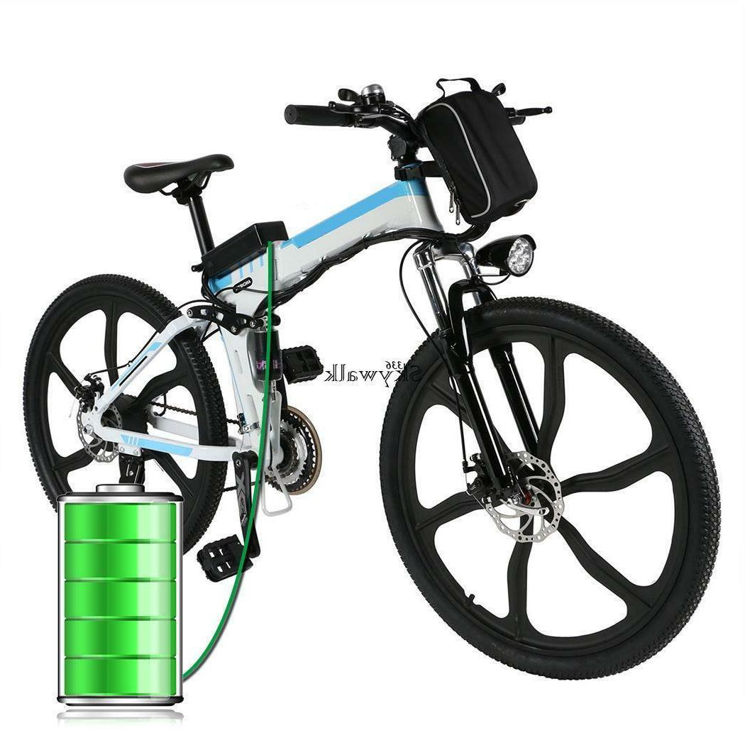 "26"" Folding Mountain Bike 26 US"