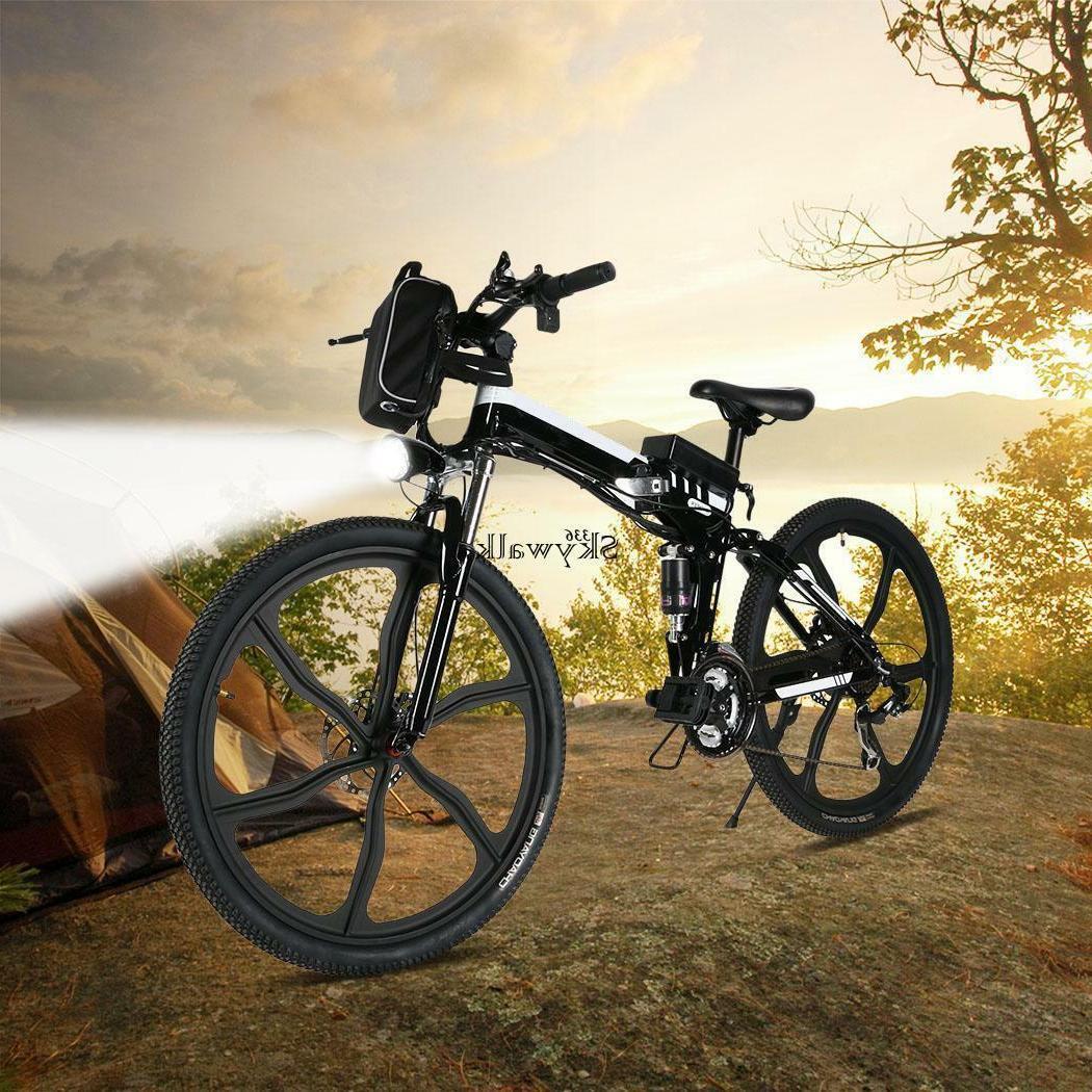 """26"""" Bike Ebike Bicycle 36V Lithium US"""