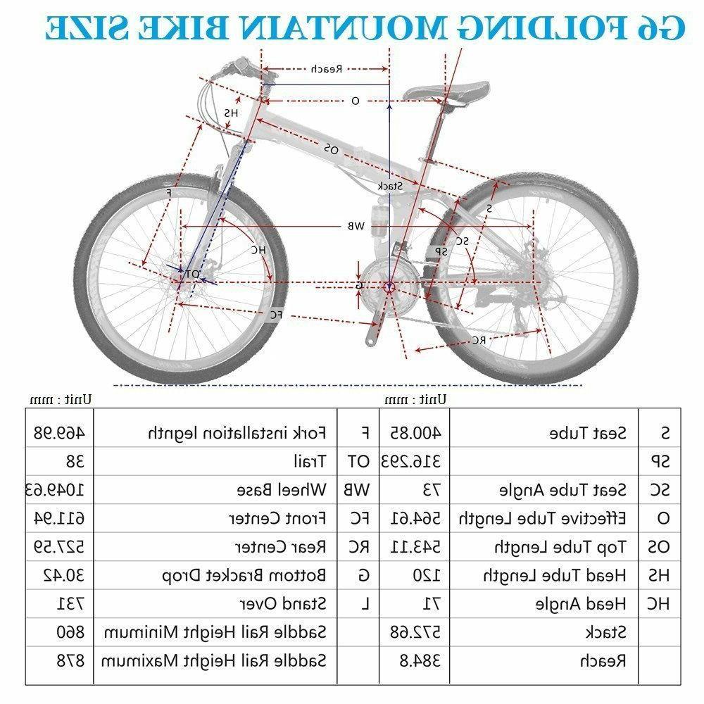 """26"""" 21 Brakes Bikes"""