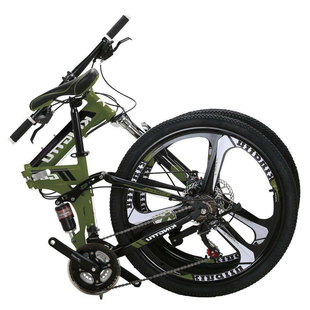 21 Speed Brakes MTB Full Bikes