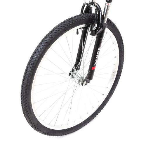 7 Speed Bicycle Suspension