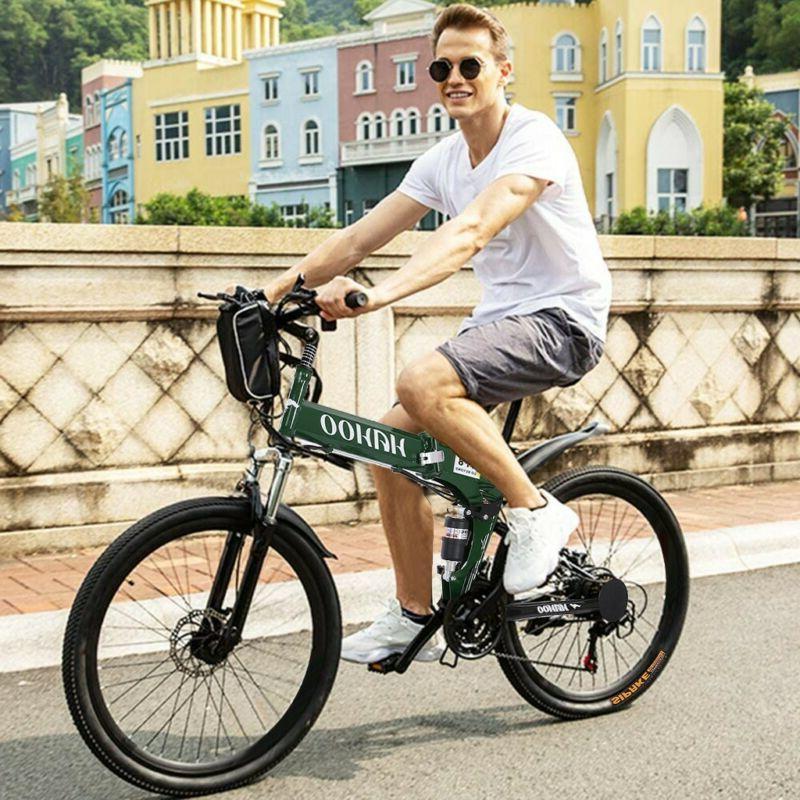 """26"""" Mountain Bike Full Suspension Shimano 21 Speed Mens Kid"""