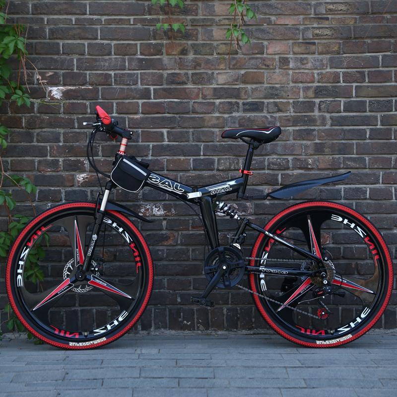 26 21 <font><b>bicycle</b></font> bike New folding bike