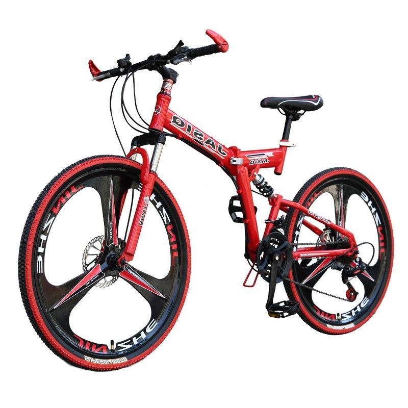26 inch mountain bike 21 speed folding