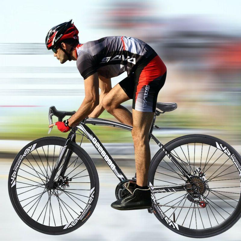 700C Road Bike Aluminium Shimano 21 Speed Road Racing Bikes