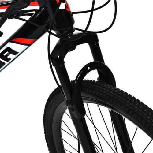 "26"" Mountain Disc Damping 21 Speed Bikes Bicycle"