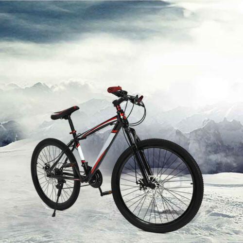 "26"" Mountain Dual Disc Bicycle"