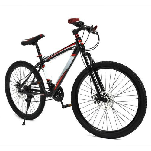 "26"" Mountain Dual Disc Speed Bicycle"