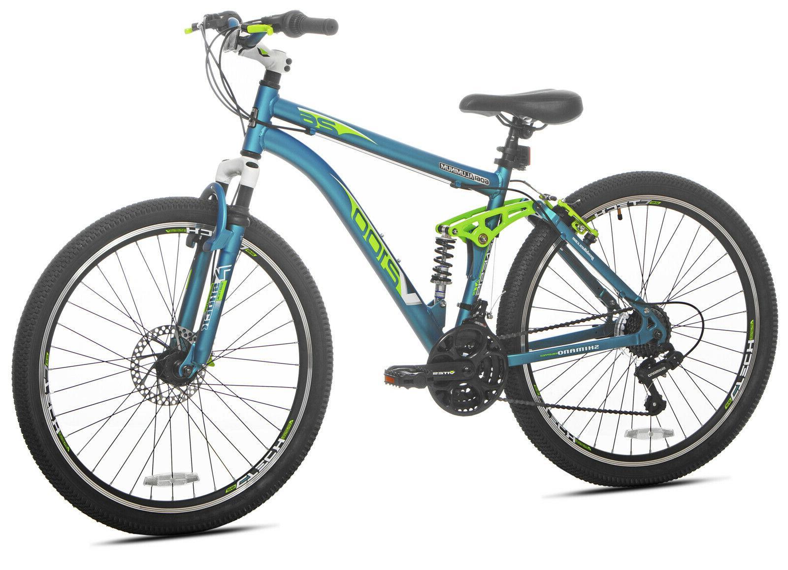 """26"""" Women's, V2100 Bike 21 Speed Aluminum Suspension Frame T"""