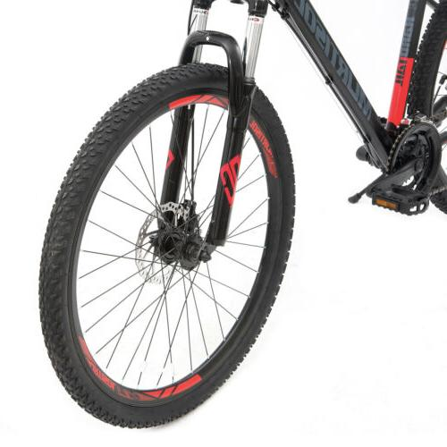 "27.5"" 21 Speeds Bike Dics"