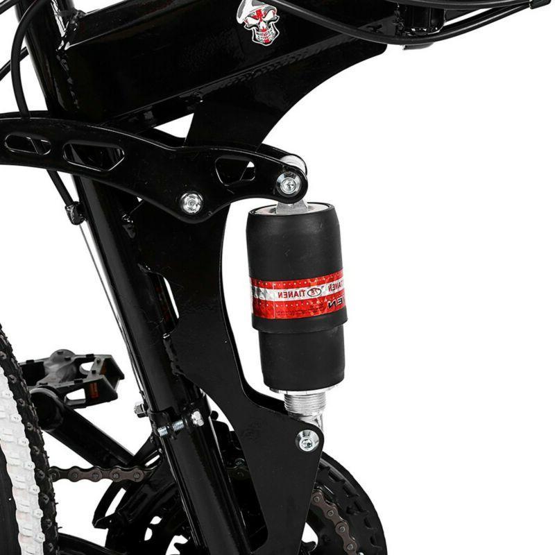 "27.5"" Suspension Mountain Bike Shimano 21 Speed Men's Bikes"