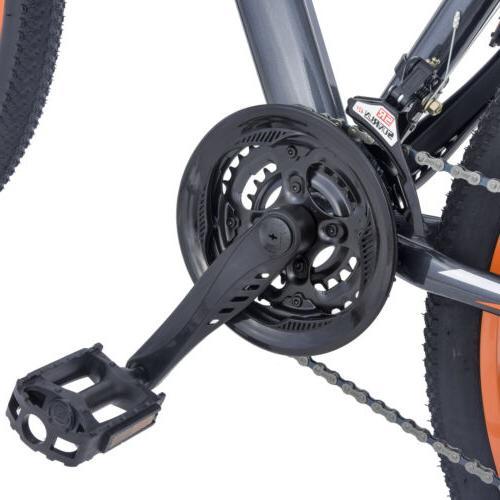 Shimano Hybrid Speed Bicycle Orange