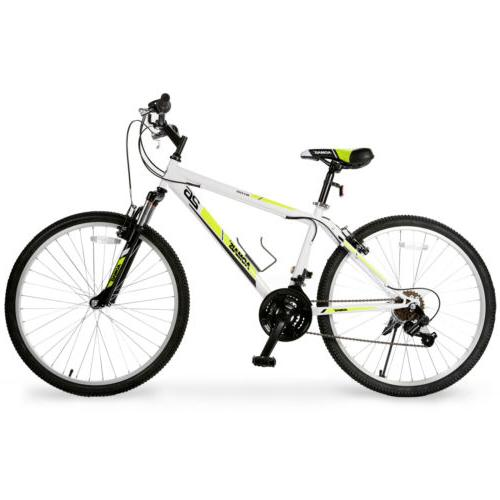 27 5 red aluminum mountain bike 21