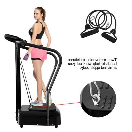 Whole Plate Platform Machine Fitness