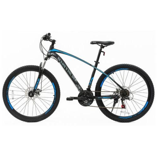 "27.5"" Frame Mountain Bike 21 Speeds Suspension Bicycle Brakes"