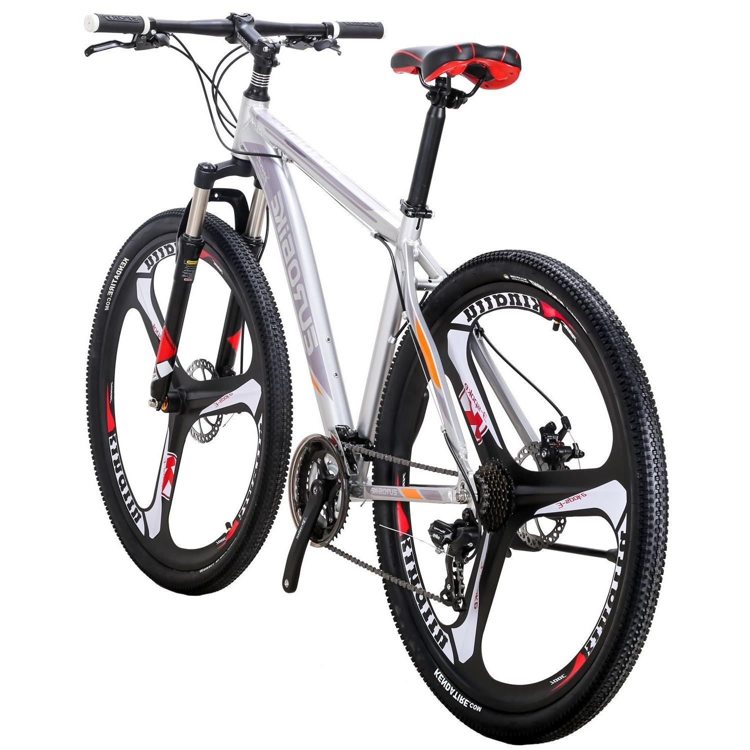 "29"" Mountain Disc Brakes 21 Speed Bicycle 29er XL"