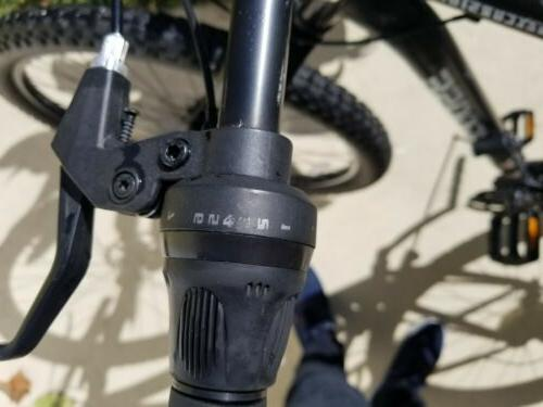 Mongoose 29 Bike