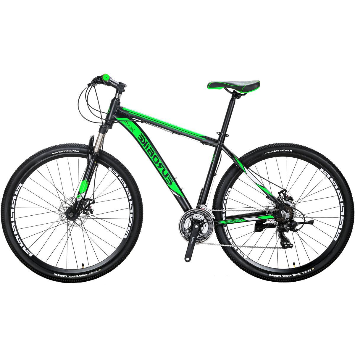 "29"" bike Aluminium 21 Speed Mens Sports Bicycle disc MTB"