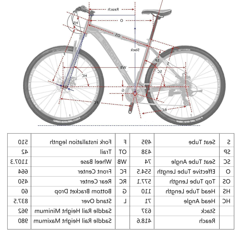 "29"" Mountain bike 21 Sports MTB"