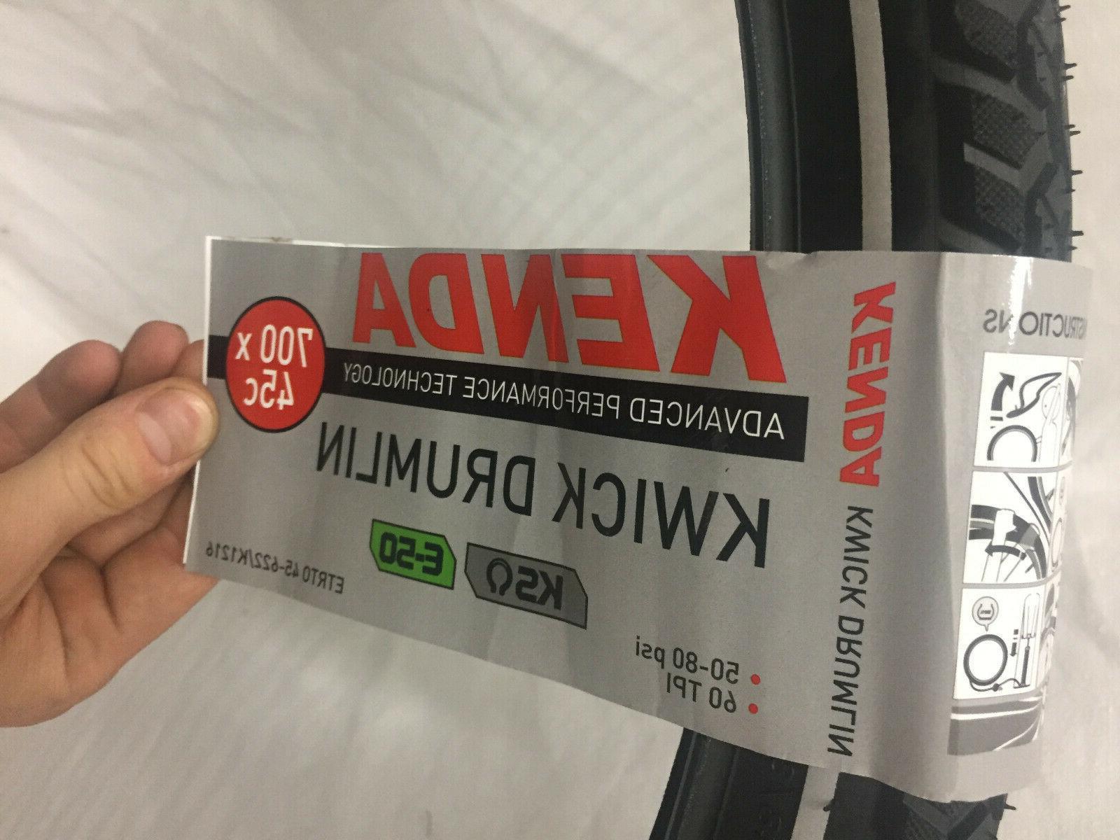 "29er Kenda Bike Tire K1216 29"" x 1.75"" Charity"