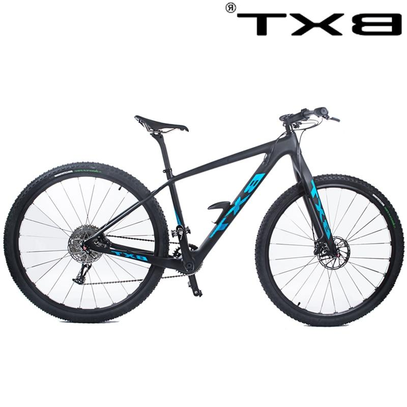 BXT New <font><b>Bike</b></font> 11speed <font><b>mountain</b></font> double brake 29er accessoires