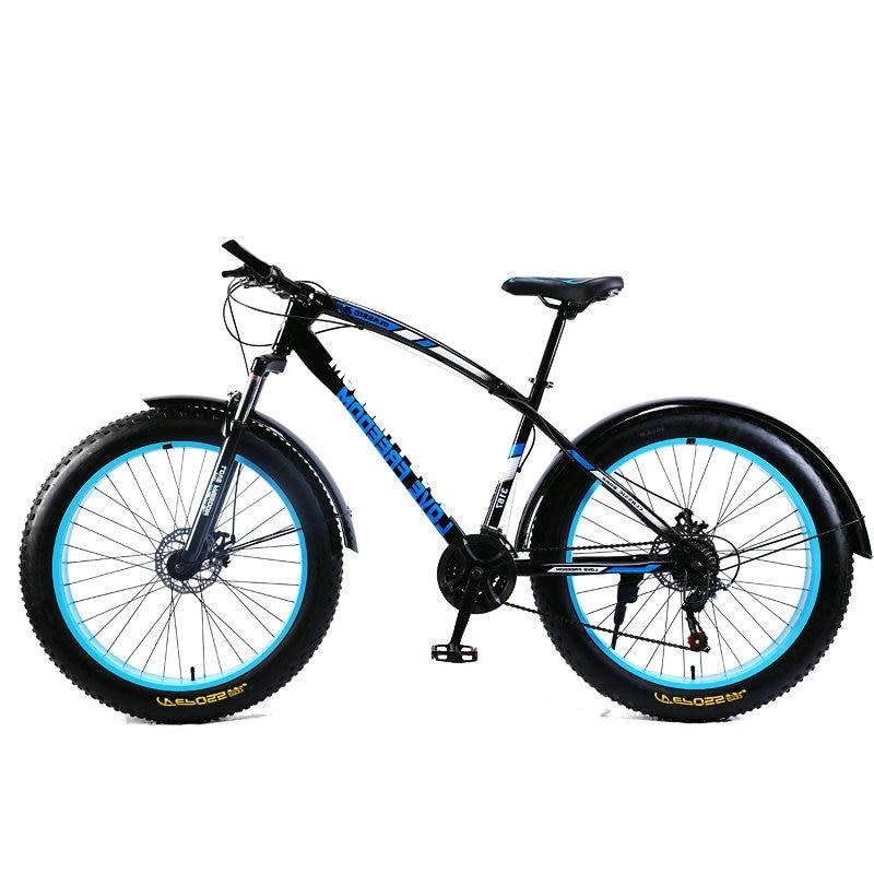 Love 7/21/24/27 Speed 4.0 Fat Tire Shock Absorbers Delivery Snow