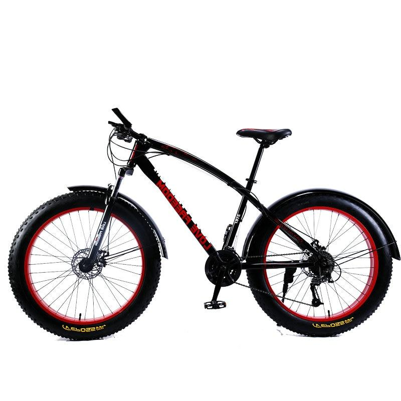 Love Freedom <font><b>Mountain</b></font> 4.0 Fat Tire Delivery <font><b>Bike</b></font>