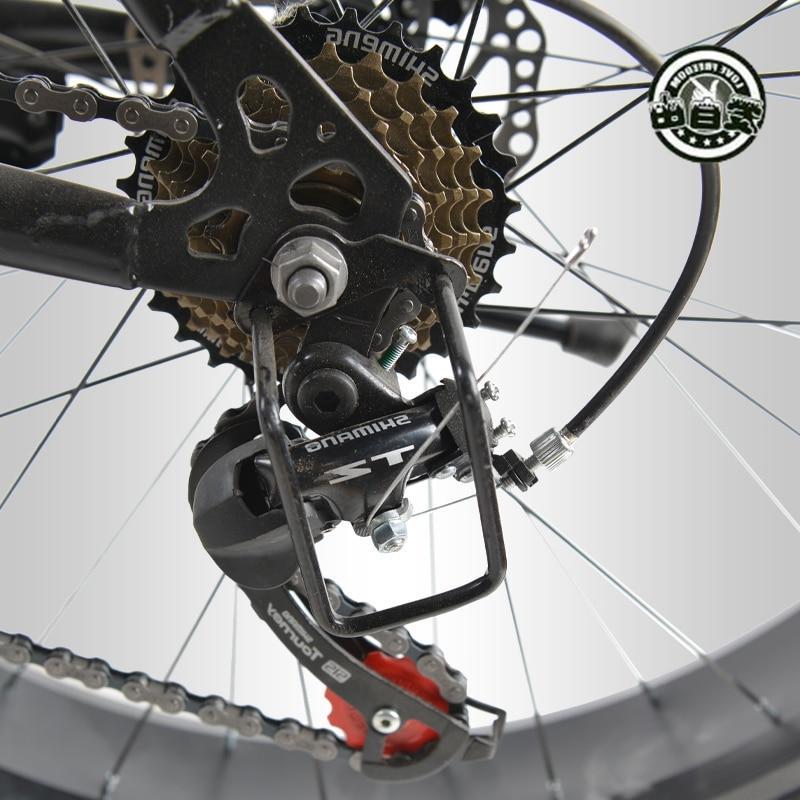 Love Freedom <font><b>Mountain</b></font> <font><b>Bike</b></font> 26 4.0 Fat Shock Delivery