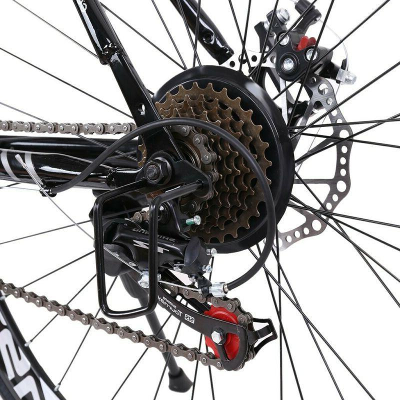 700C Road Aluminium Shimano 21 Racing Mens 54cm
