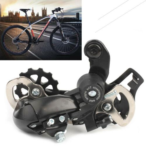 Tourney RD-TX35 6/7/8/21/24 Speed Bicycle Direct Mount Rear