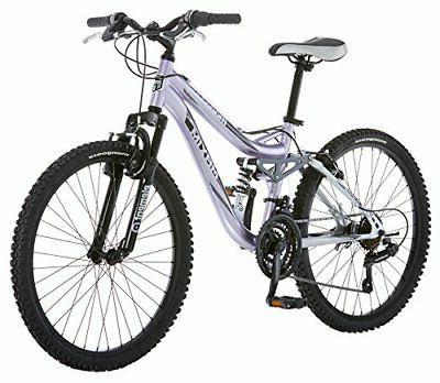 Mongoose R3577 Full Suspension Bicycle