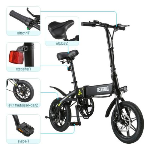 "14"" Electric Mountain E-Bike"
