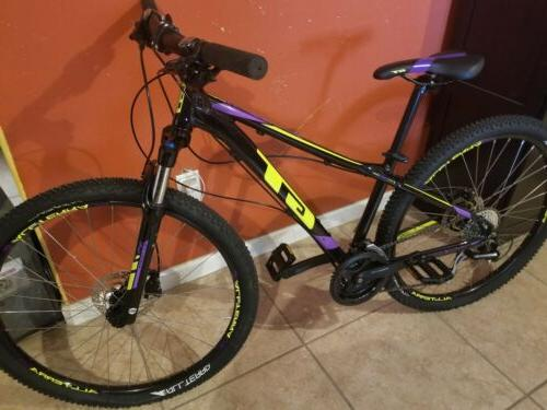 aggressor expert mountain bike women s 27
