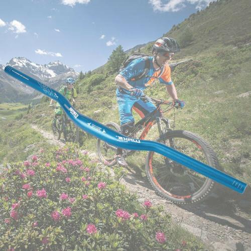 Aluminum bike bicycle handlebar