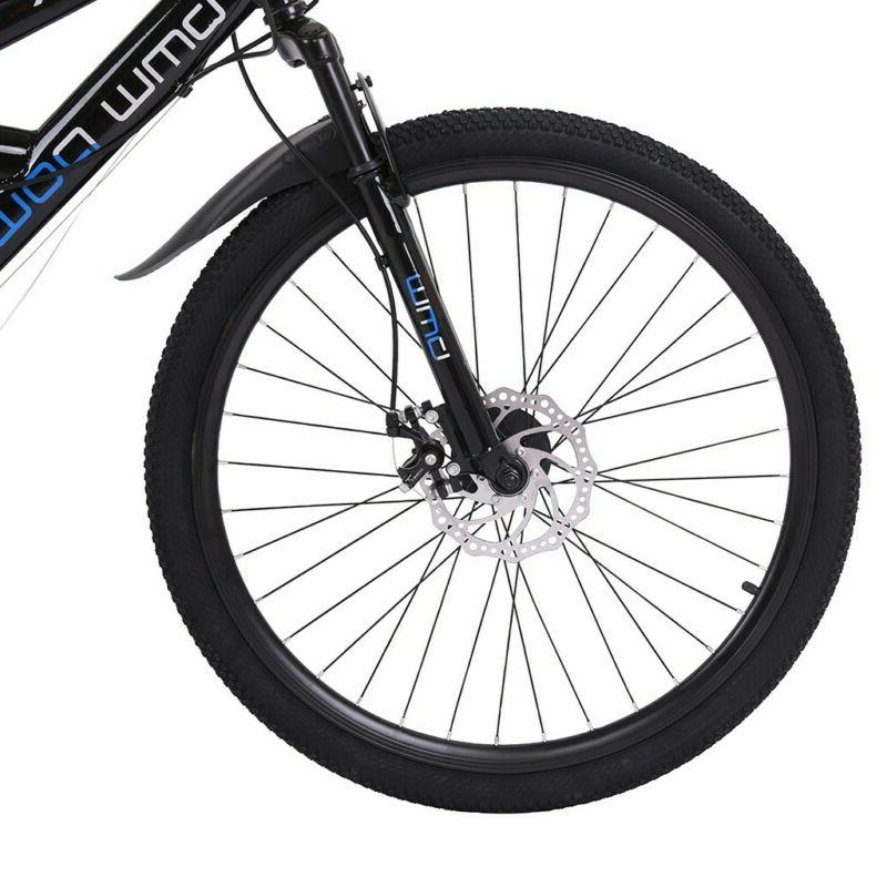Aluminum Bike Speeds Full Suspension Men Bicycle BK